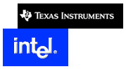 Intel & Texas Instruments